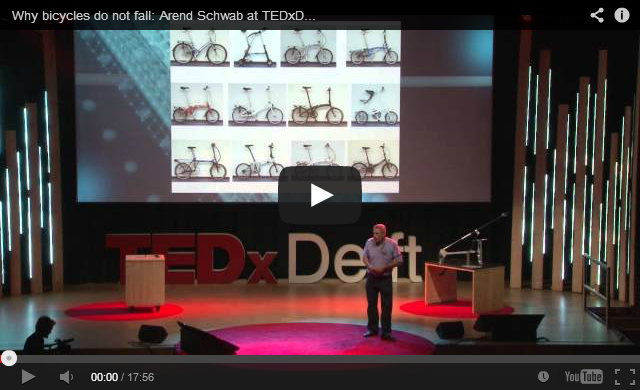 TEDxDelft talk